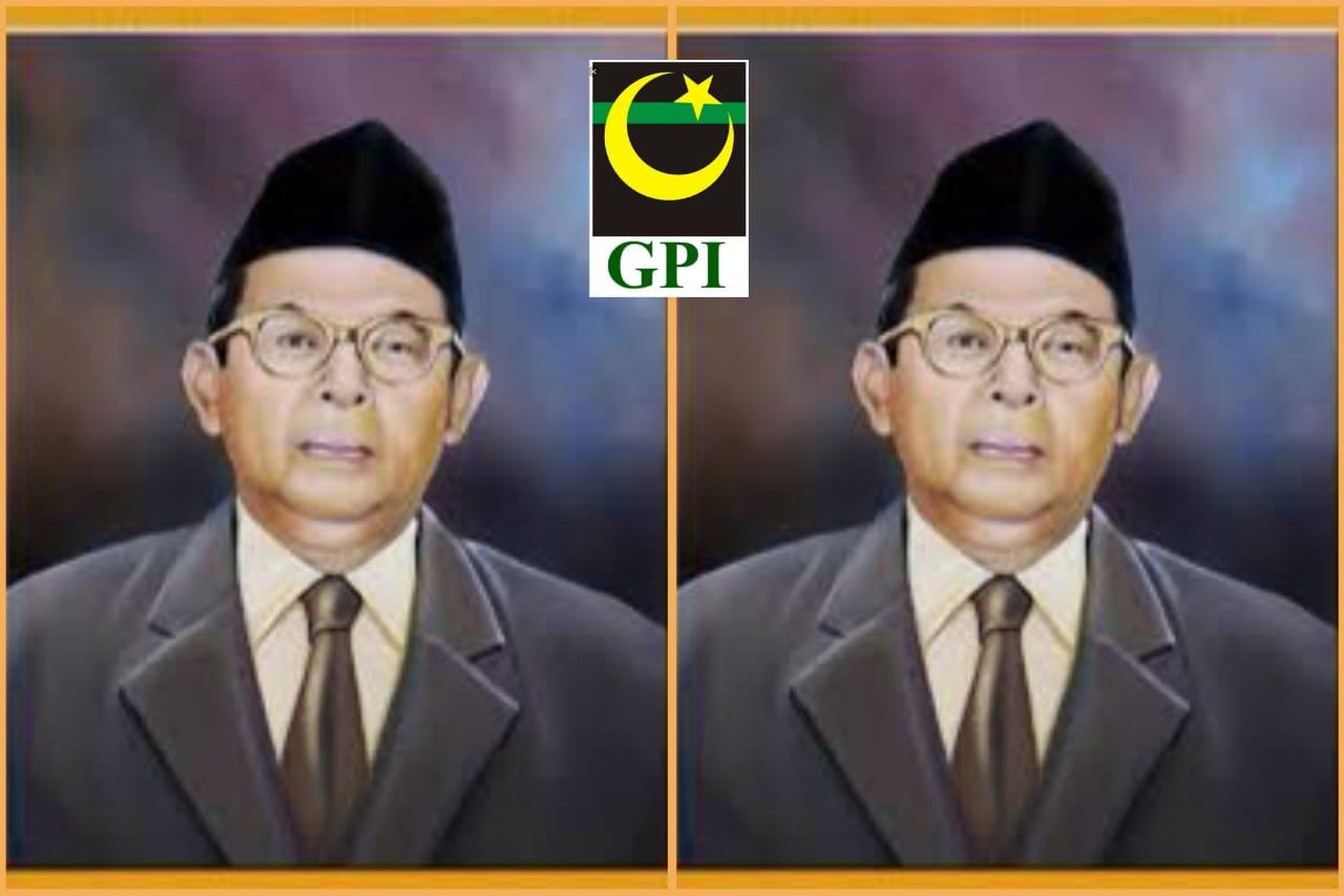 Profil Singkat Prof. KH. Abdul Kahar Muzakir Tokoh Gerakan Pemuda Islam