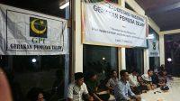 Kaderisasi Nasional GPI di Banten Sambangi Densus 88