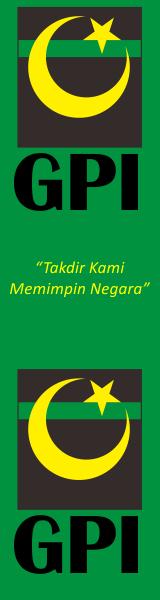Banner GPI-Kanan-Kiri