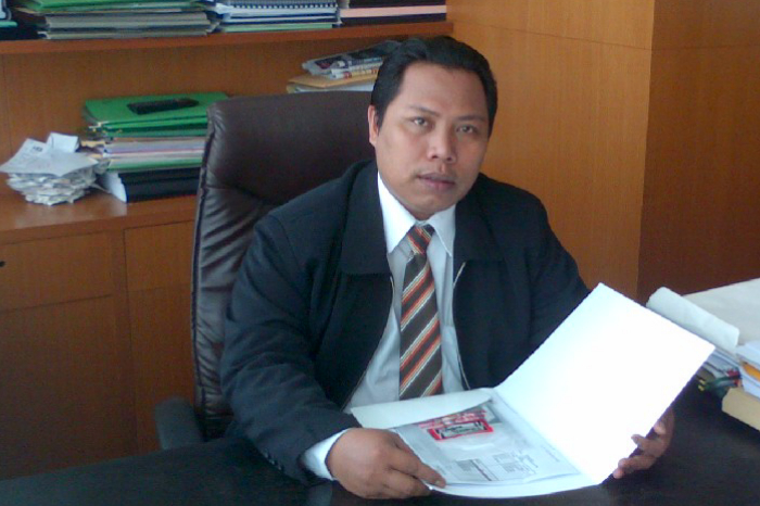 Profil Singkat Khoirul Amin, Direktur LBH Pimpinan Pusat Gerakan Pemuda Islam