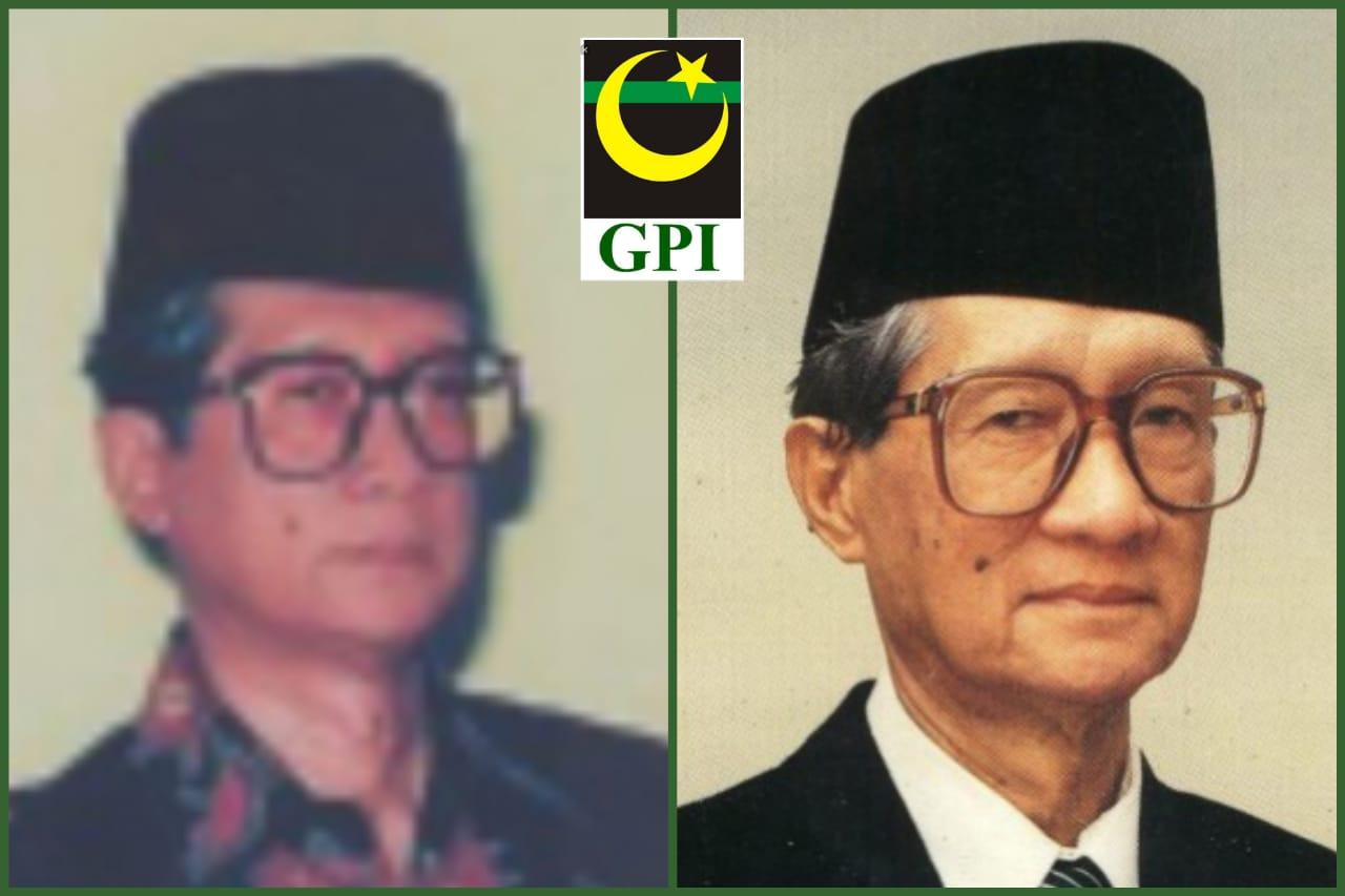 Profil Singkat Dr. Anwar Harjono Wakil Ketua GPI Pertama