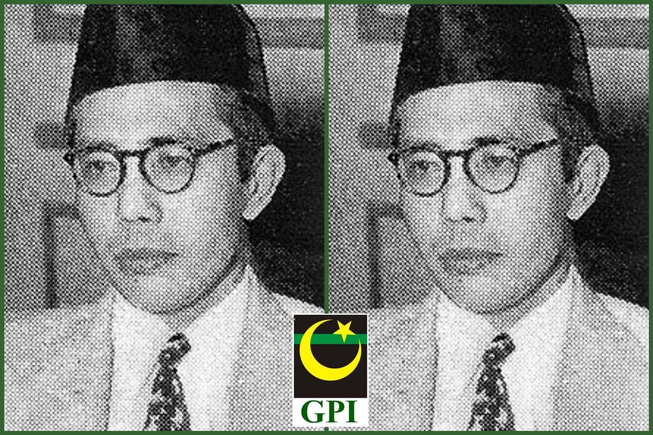 Profil Singkat Mohammad Natsir Tokoh Gerakan Pemuda Islam