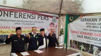 GPI Ungkap Dugaan Skandal Mega Korupsi Covid-19