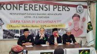 """Lembaga Bantuan Hukum Pimpinan Pusat Gerakan Pemuda Islam (GPI) Menggelar Konferensi Pers Tema """"Menggungkap Tabir """"Dugaan Skandal Mega Korupsi Dana Covid-19 di Indonesia"""