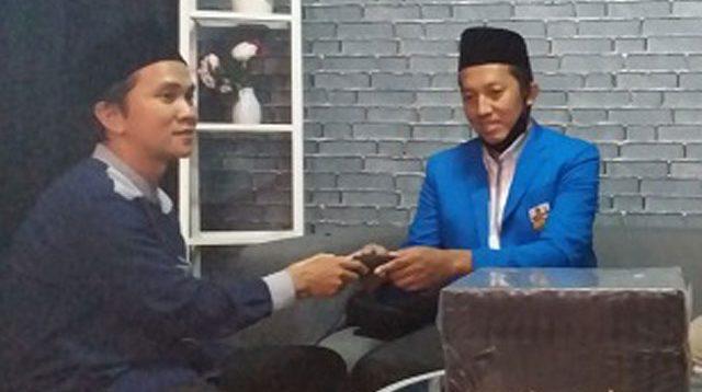DPP KNPI Satu Nafas Bersama PP GPI Serahkan Wakaf Al-Qur'an