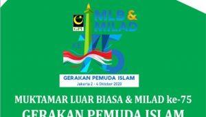 Surat Persetujuan dan Dukungan Dari Pimpinan Wilayah Untuk Muktamar Luar Biasa
