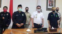 Wakil Gubernur DKI Terima Kunjungan Panitia Muktamar Luar Biasa dan Milad Ke-75 GPI