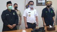 Panitia MLB & Milad Ke-75 Beraudiensi Dengan Wagub DKI Jakarta