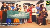 GPI Mulai Salurkan Mushaf Dari Gerakan Wakaf Al Qur'an ke Seluruh Indonesia