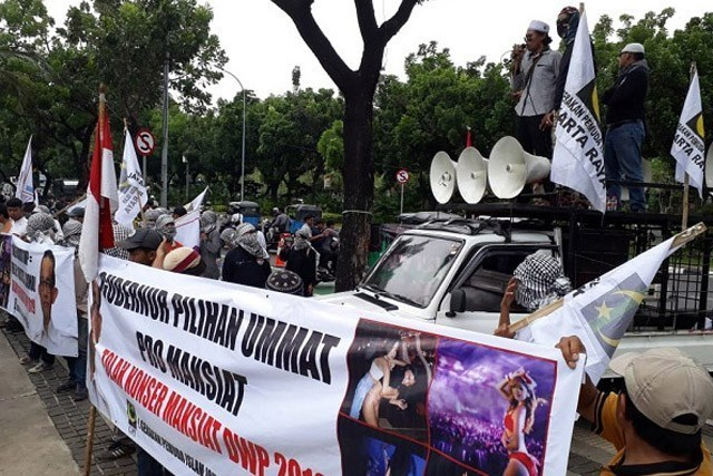 Ketua PW GPI Jakarta Raya, Tantang Mubahalah Anis Baswedan Terkait Bansos