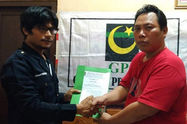 Talimuddin Rumaratu Pimpin GPI Provinsi Maluku