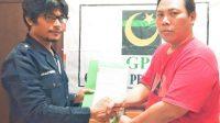 GPI Provinsi Maluku Kini Dinahkodai Talimuddin Rumaratu