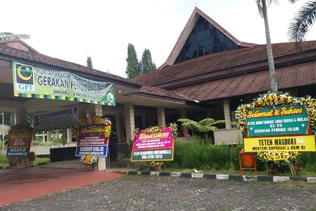 Muktamar Luar Biasa dan Milad Ke-75 GPI Digelar di Puncak Bogor