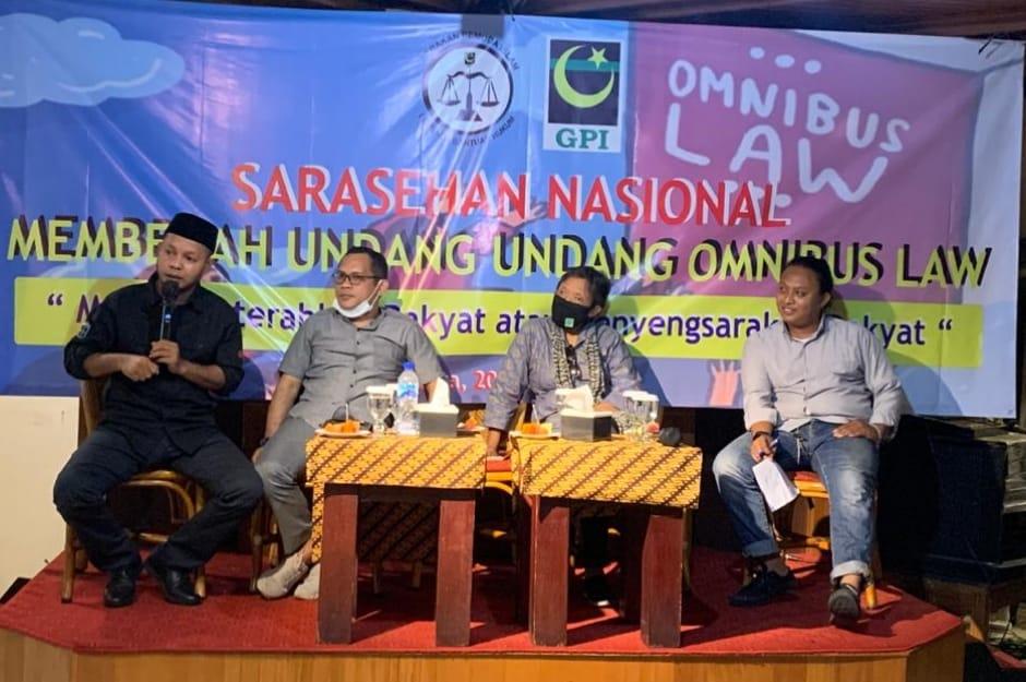 Diskusi Omnibus Law - 30