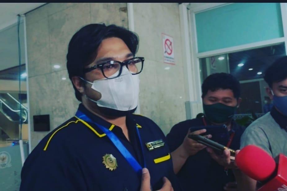 PP GPI Laporkan Azis Syamsuddin Ke MKD - 4