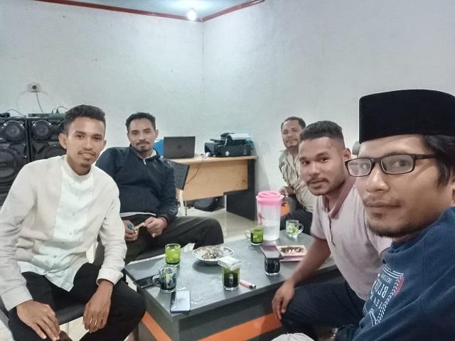 Rapat Panitia Persiapan Kaderisasi Gerakan Pemuda Islam Pimpinan Daerah Seram Bagian Timur dan Buru Selatan